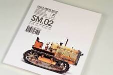 Rinaldi Studio Press SM.02 S-65 City Tractor Construction & Painting Book