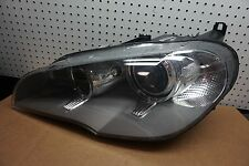 11 12 13 BMW X5 E70 LEFT DRIVER XENON HEADLIGHT OEM 2011-2013