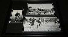 1912 Penn State Football Shorty Miller Pete Mauthe Framed 11x14 Photo Display