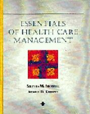 Essentials of Health Care Management (Delmar Series in Health Services Administr