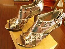 Qupid Luxe High Heel Shoes Womens Size 8 Pre-Owned (EUC)