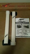 "Carefree Spirit Standard 18"" Window Awning Arms Cameo #55021 RV/Camper/Trailer"