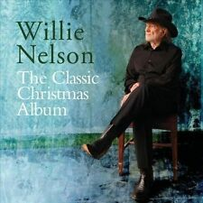 Classic Christmas Album by Willie Nelson CD Holiday Music Best Greatest Country