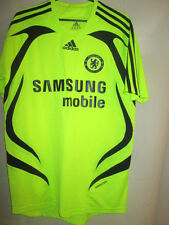 Chelsea 2006-2008 Player Issue Away Football Shirt small /15162