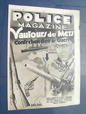 Police 1935 252 SAINT OURS FLAVIAC COUX  CHILLY MAZARIN