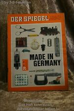 Der Spiegel 24/64 10.6.1964 Made in Germany