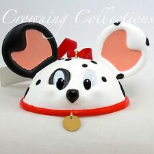 Disney 101 Dalmatians Ear Hat Ornament Limited Edition Parks Exclusive Mickey