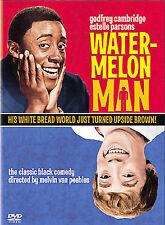 The Watermelon Man (DVD) Melvin Van Peebles, Godfrey Cambridge, Estelle Parsons,