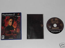 GLASS ROSE for PLAYSTATION 2 'VERY RARE & HARD TO FIND'