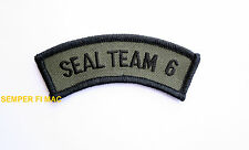SEAL TEAM 6 COLLECTOR TAB PATCH US NAVY SEPT 11 2001-MAY 1 2011 GOT HIM!
