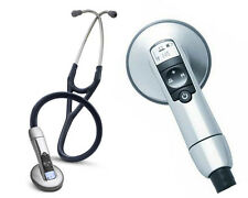 3M Littmann 3100 Electronic Stethoscope Black New- FREE EXPEDITED SHIPPING