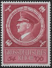 Germany Third Reich 1944 Mi# 887 MNH Hitler's 55th Birthday **