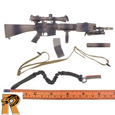 Abbas Ghar SEAL - MK12 SPR Rifle Set - 1/6 Scale - Mini Times Action Figures