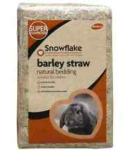 Snowflake Barley Straw Medium