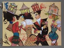 Corn Hill Arts Festival Rochester NY 2010 Poster Print Cordell Cordaro Cornhill