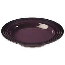 NEW Le Creuset® 10-Inch Soup Bowl in Cassis Purple FREE SHIPPING