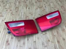 BMW OEM E53 X5 4.4I REAR RIGHT AND LEFT SIDE TRUNK LID TAILLIGHT LAMP TAILGAT