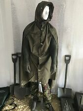 new army basha,poncho cape,rain poncho,water proof,tent,tarp,military,surplus
