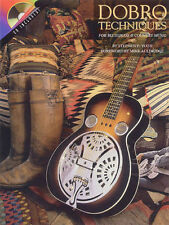 Dobro Techniques For Bluegrass & Country Tab Book Cd NEW!