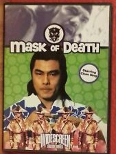 Mask of Death (2001, DVD) OOP - Very Good Cond.