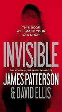 Invisible by James Patterson and David Ellis (2015, Paperback)