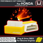 POWER BOX CAR AUTO CHIP TUNING ECU REMAPPING REMAP PERFORMANCE UPGRADE For HONDA