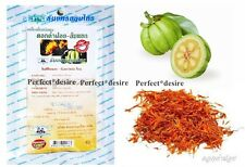 20 TEA BAGS GARCINIA CAMBOGIA + SAFFLOWER HERBAL DIET SLIMMING WEIGHT LOSS DETOX