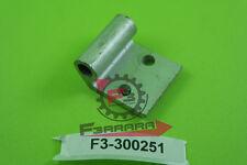 F3-33300251 Cerniera Sponda Alluminio per Piaggio Ape car Max Poker Originale