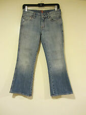 "7 For All Mankind ""A"" Pocket Flare Cotton Blend Jeans - Size 26=US 2"