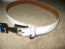 "Mens NWT OffWhite SNAKE EYES Golf ""stretch at the buckle"" Belt 42"