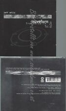CD--JEFF MILLS--WAVEFORM TRANSMISSION VOL.3
