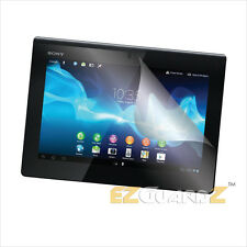 1X EZguardz Clear Screen Protector Shield 1X For Sony Xperia Tablet S SGPT12