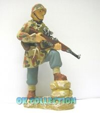 SOLDATINO IN PIOMBO 7 cm circa _ SECONDA GUERRA MONDIALE (Hobby and Work) 01