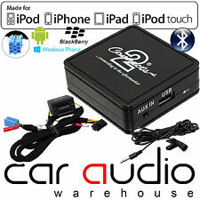 Renault Megane 2000-2008 Bluetooth Music Streaming Handsfree Car AUX CTARNBT003