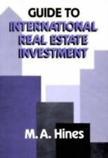 Guide to International Real Estate Investment-ExLibrary