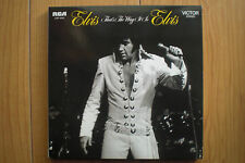 """Elvis Presley - Thats the Way it is 2 CD FTD, 7"""" Deluxe Digipack"""