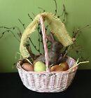 Primitive Spring/ Easter Basket