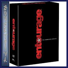 ENTOURAGE SEASONS 1 2 3 4 5 6 7 & 8 -  HBO COMPLETE SERIES *BRAND NEW DVD **