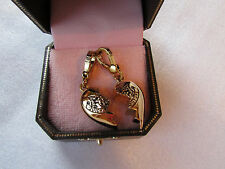 NEW Juicy Couture Charm BFF Broken Heart Duo