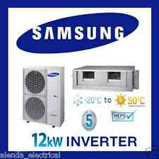 Brand New SAMSUNG 12kw INVERTER Reverse Cycle DUCTED Air Conditioner - FREE WIFI