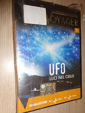 DVD N°4 VOYAGER UFO LUCI NEL CIELO AI CONFINI DELLA CONOSCENZA