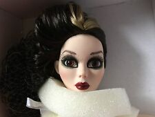 Tonner Wilde Evangeline Ghastly ~ Shadow Figures Brunette Blonde NUDE Doll