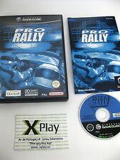 GC Game Cube Pro Rally Pal España Buen estado completo envío combinable