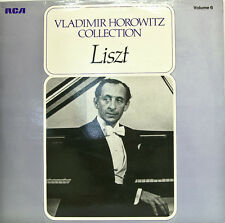 LISZT VLADIMIR HOROWITZ COLLECTION VOL 6  [d392]
