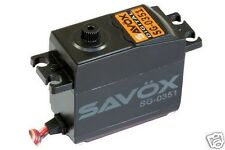 SG-0351 Savox Digtial Radio Control Model Servo New In Packet Universal UK