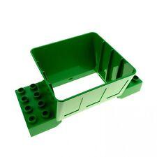 1 x Lego Duplo Kugelbahn Trichter 2x4 grün für Schütte Eisenbahn 3266 2933 31025
