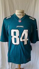 Cecil Shorts III Jacksonville Jaguars Nike Game Jersey Men's LARGE New With Tags