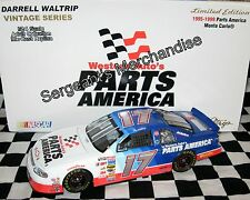 Darrell Waltrip 1999 Western Auto Parts America 1:24 NASCR Team Caliber Owners