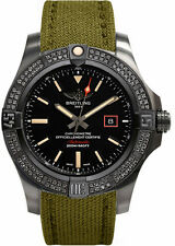V17311AT/BD74-106W | BREITLING AVENGER BLACKBIRD 44 TITANIUM MENS DIAMOND WATCH