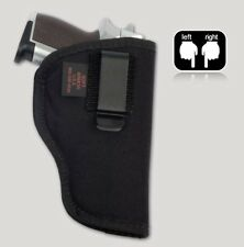 SMITH & WESSON M10 .38 Soft Armor 9S Holster IWB Ambidextrous Clip Waistband